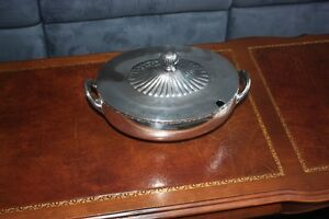 Silver Plate Serving Trays, Bowls and Utencils  ($10 - $135)
