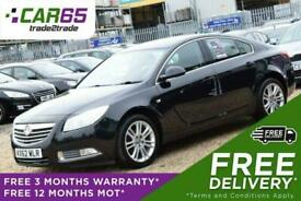 image for 2012 Vauxhall Insignia 2.0 EXCLUSIV CDTI 5d 128 BHP + FREE DELIVERY + FREE 3 MON