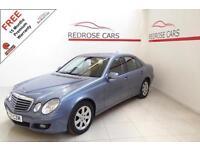 2007 07 MERCEDES-BENZ E CLASS 2.1 E220 CDI CLASSIC 4D AUTO 168 BHP DIESEL