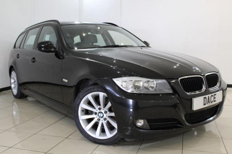 2010 10 BMW 3 SERIES 2.0 320D SE TOURING 5DR 181 BHP DIESEL