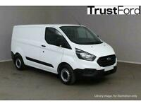 2020 Ford Transit Custom 280 Leader L1 SWB FWD 2.0 EcoBlue 130ps Low Roof, DAB R
