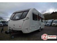 Sterling Eccles 570, 2018, Touring Caravan