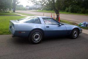 1985 Corvette Coupe