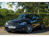 Mercedes-Benz C63 AMG 6.3 7G-Tronic AMG 2010 EXTENDED NAPA LEATHER