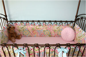 Custom Designed Baby Bedding