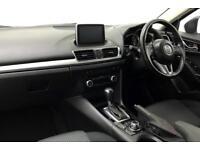 2015 Mazda 3 Mazda Diesel Hatchback Sport Diesel silver Automatic