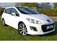 2013 Peugeot 308 1.6 e HDi 112 Active 5dr 5 door Estate
