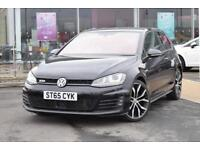 2015 VOLKSWAGEN GOLF Volkswagen Golf 2.0 TDI GTD 3dr [Navigation + 19in Alloys]