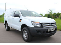 Ford Ranger 2.2TDCi ( 150PS ) ( EU5 ) 4x4 XL SUPER CAB Pick Up £9,995 + Vat
