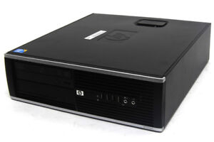 Ordinateur HP Compaq 6200 Core i5 , 3.0 GHz 4GB,160GB,Win 7/10