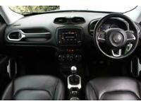 2017 Jeep Renegade 1.6 Multijet Limited 5dr Estate Diesel Manual