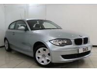 2007 07 BMW 1 SERIES 2.0 118I 3DR 141 BHP