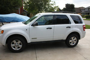 2008 Ford Escape Hybrid ONLY 115000 KMS SUV, Crossover