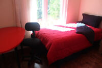 CLEAN BRIGHT ROOM IN A BEAUTIFULL HOUSE (RICHMOND HILL)