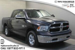 2017 Ram 1500 ST (140.5 WB - 5.7 Box) Only 90 KM!!  Save Thousan