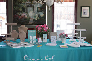 ORIGAMI OWL DISPLAY KIT for sale