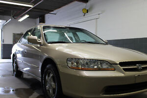 *Safetied* 2000 Honda Accord *Loaded, Leather, Sun Roof*++