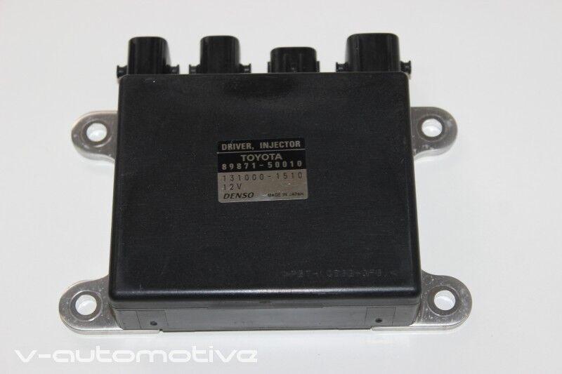 2007 LEXUS LS 460 600h / DRIVER INJECTOR CONTROL MODULE 89871-50010