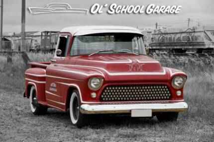 1955 Chevrolet Stepside Pick-up Hillcrest Logan Area Preview