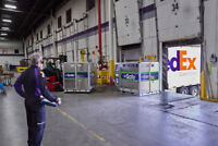 FedEx Ground - Part Time Operations Manager 2:00pm - 7:00pm