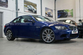 BMW M3 V8 Coupe, 57 Reg, Just 39k, Big Spec, Chesnut Leather, EDC, Nav, Etc...