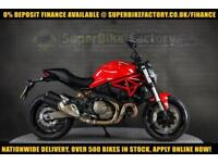 2015 65 DUCATI MONSTER M821 821CC 0% DEPOSIT FINANCE AVAILABLE