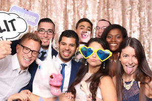 Photo Booth Rental - Only $135/Hr