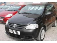 Volkswagen Fox 1.4 Black