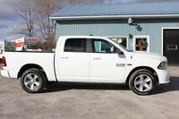 2014 Ram 1500 Sport 4X4 - HEATED & COOLED LEATHER, NAV
