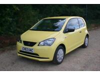 Only done 36810 Mile SEAT Mii CATS AC with SEAT SERVICE HISTORY and NEW MOT