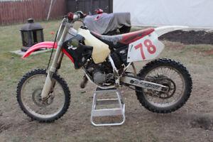1997 Honda dirt bike