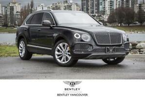 2017 Bentley Bentayga W12 *Bentley Certified