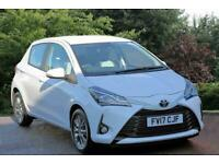 Toyota Yaris 2017 1.5 VVT-i Icon 5dr Hatchback