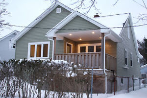 Completely Redone West End Halifax Duplex - Great Income