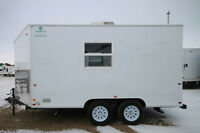 18 FOOT MOBILE OFFICE TRAILER