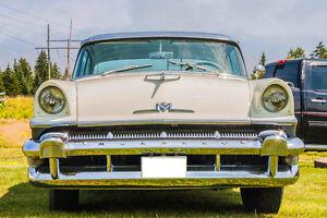 1956 Mercury Monterey 2 door hard top