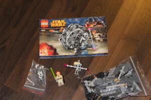 LEGO Star Wars General Grievous Wheel Bike set
