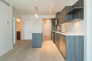 MUST SEE! Beautiful 1 Bedroom and Den in Downtown Vancouver!
