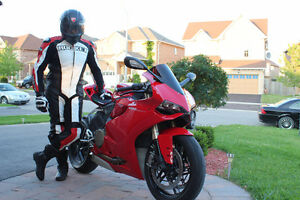 2012 Ducati 1199 Superbike with ABS