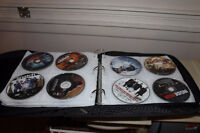 Book of  138 DVD's