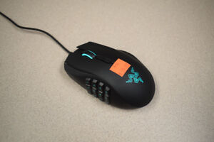 Razer Naga Chroma Wired Laser MMO Gaming Mouse