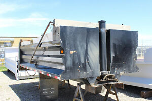 Used 15' Renn HSSL gravel box