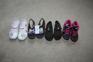 Lot of Toddler girls shoes