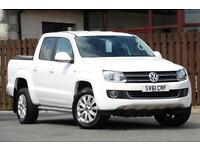 2011 VOLKSWAGEN AMAROK DC 2.0 BITDI HIGHLINE SEL 4MOTION 4DR PICK UP DIESEL