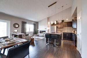 New showhome VAULTED CEILINGS, BIG BALCONY Sat,Feb 25 1-4pm