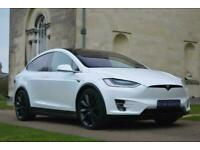 2019 Tesla Model X Dual Motor Long Range Auto Hatchback Electric Automatic