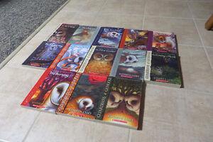 """13 """"GUARDIANS of GA'HOOLE"""" Books"""