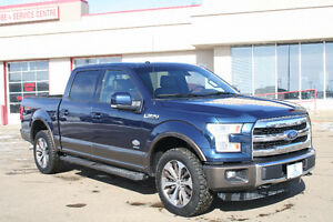 2016 Ford F-150 King Ranch- Leather/4x4/Nav/Moonroof $51,592!!