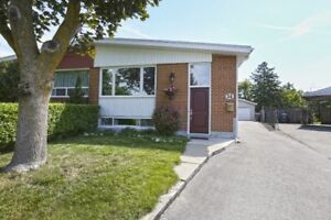Executive LEGAL two bedroom basement in downtown Brampton
