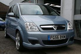 Vauxhall/Opel Meriva 1.4i 16v 2006MY Club